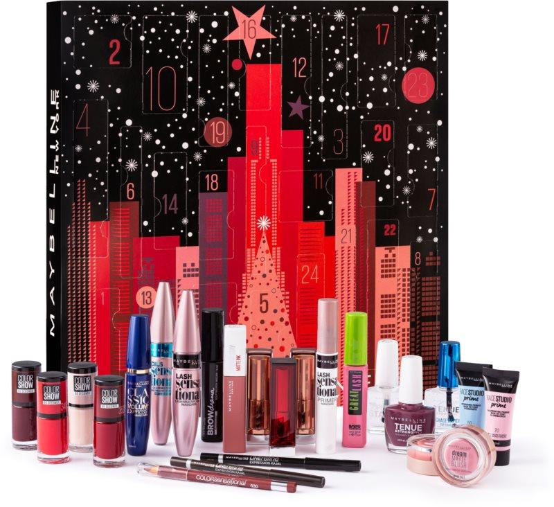 Maybelline Christmas adventný kalendár