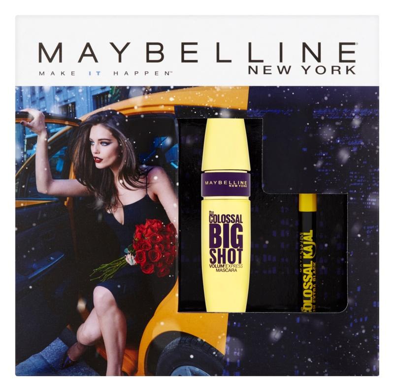 Maybelline Volum' Express The Colossal Big Shot kozmetični set I.