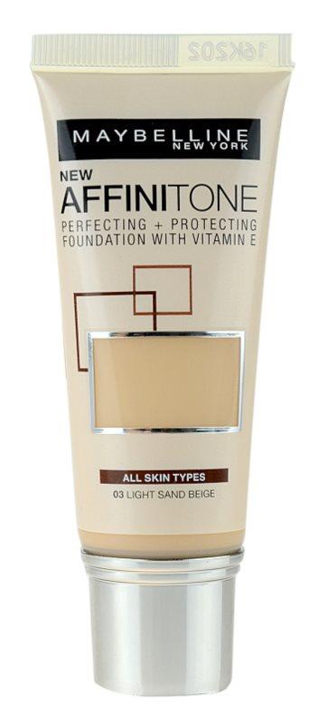Maybelline Affinitone make up hidratant