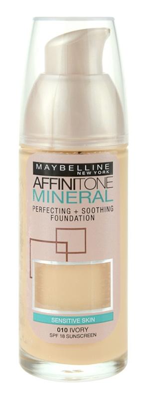 Maybelline Affinitone Mineral Vloeibare Foundation