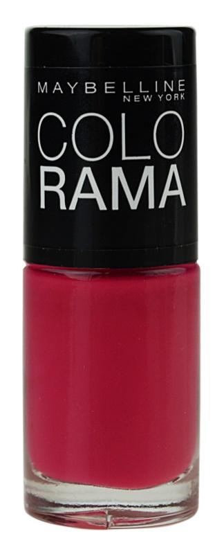 Maybelline Colorama esmalte de uñas