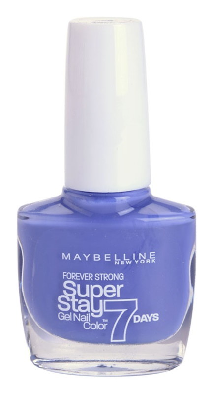 Maybelline Forever Strong Super Stay 7 Days lak na nechty