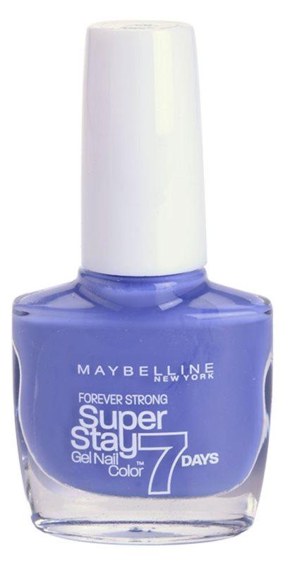 Maybelline Forever Strong Super Stay 7 Days лак для нігтів