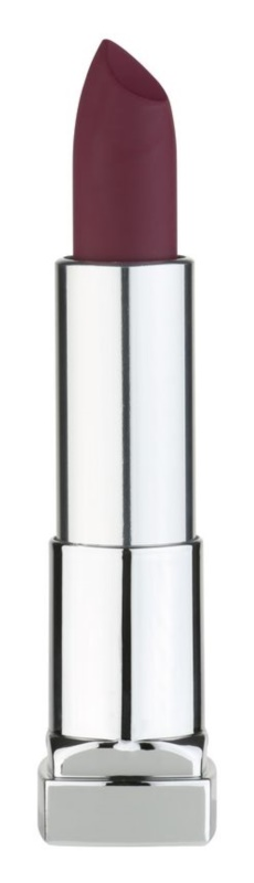 Maybelline Color Sensational Loaded Bold rouge à lèvres effet mat