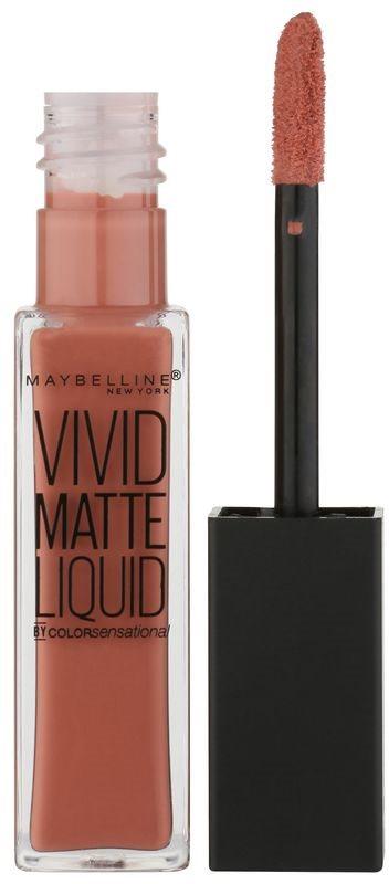 Maybelline Color Sensational Vivid Matte Liquid rouge à lèvres liquide effet mat