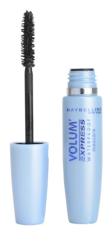 Maybelline Volum' Express Waterproof mascara waterproof de 3 ori mai mult volum