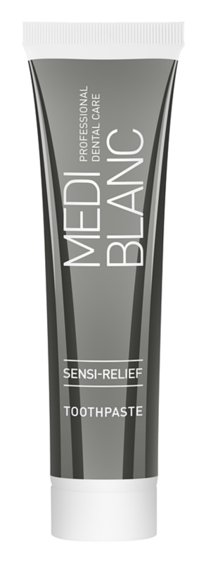 MEDIBLANC Sensi-Relief dentífrico para dentes sensíveis