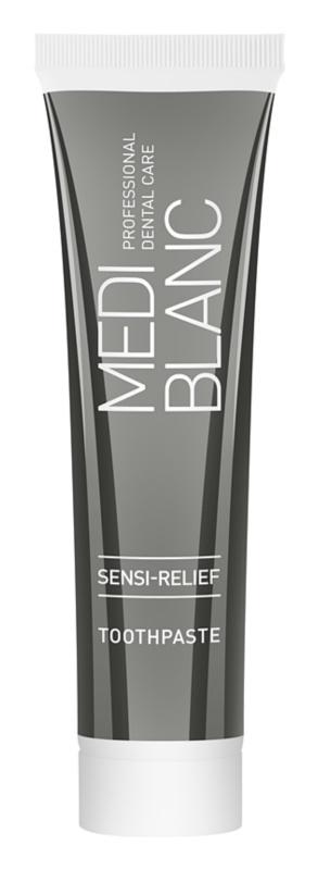 MEDIBLANC Sensi-Relief zobna pasta za občutljive zobe
