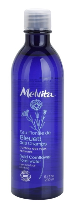 Melvita Eaux Florales Bleut des Champs Soothing Cleansing Water for Eye Area