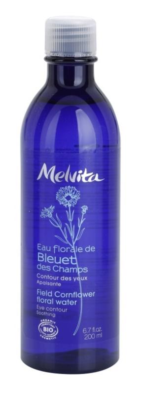 Melvita Eaux Florales Bleut des Champs upokojujúca čiastiaca voda na očné okolie