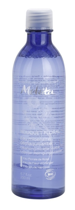 Melvita Bouquet Floral agua micelar limpiadora