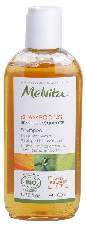 Melvita Hair sampon pentru spălare frecventă