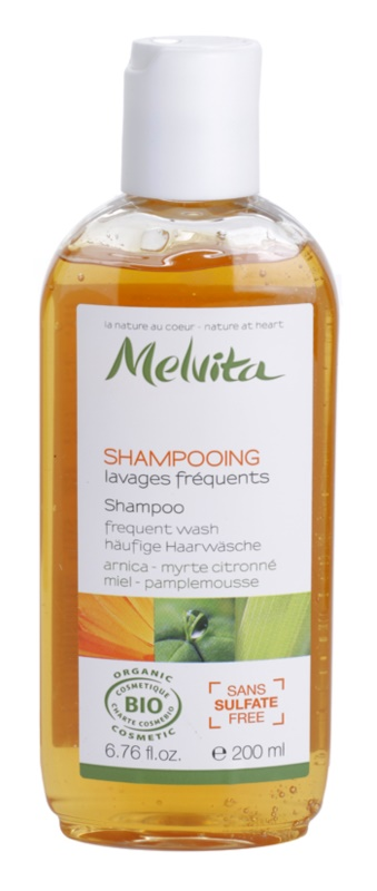 Melvita Hair szampon do częstego stosowania
