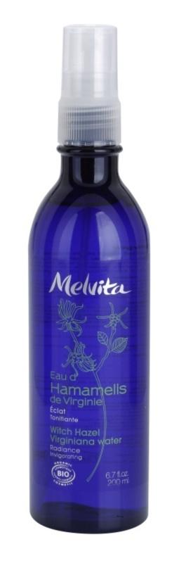 Melvita Eaux Florales Hamamelis de Virginie rozjasňujúca pleťová voda v spreji