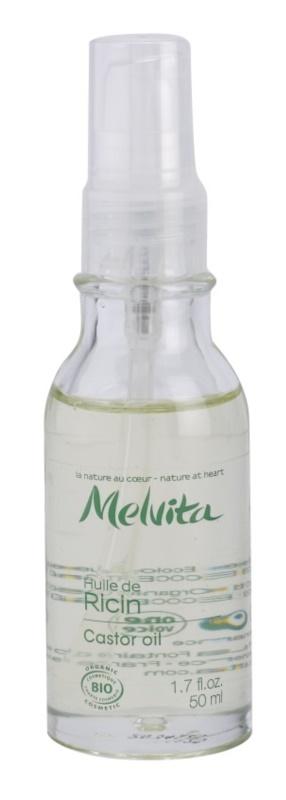 Melvita Huiles de Beauté Ricin зміцнююча олійка для нігтів та вій