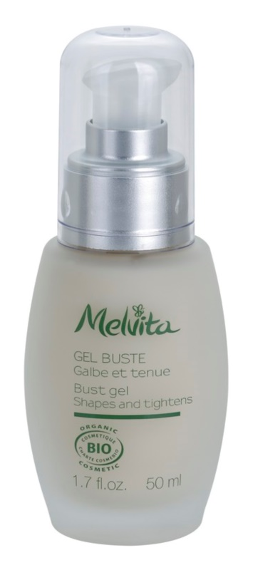 Melvita Les Essentiels Firming Cream Gel For Décolleté And Bust