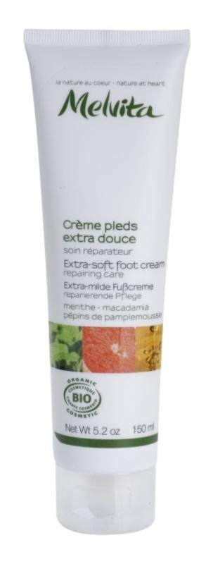 Melvita Les Essentiels crema regeneratoare pentru picioare obosite