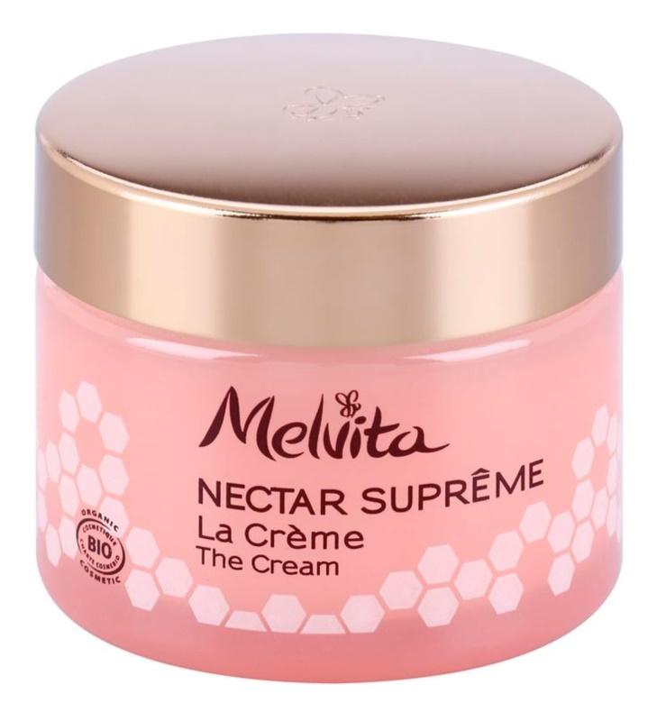 Melvita Nectar Supreme rozjasňujúci krém s hydratačným účinkom