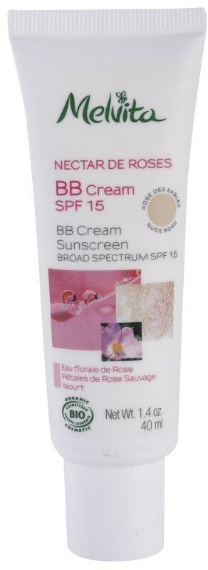 Melvita Nectar de Roses BB Creme LSF 15