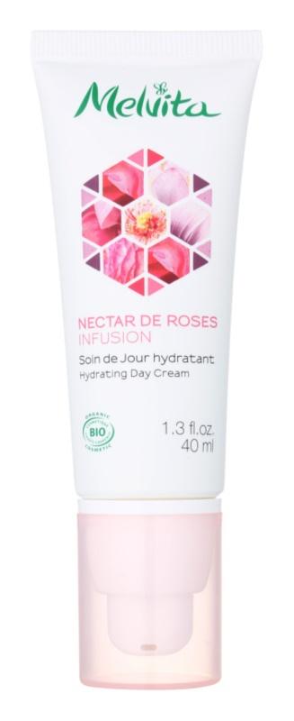 Melvita Nectar de Roses hydratační denní krém pro normální pleť