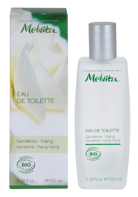 Melvita Gardenia - Ylang Ylang Eau de Toilette for Women 100 ml