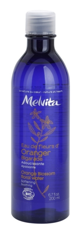 Melvita Eaux Florales Oranger Bigarade Softening and Soothing Face Lotion