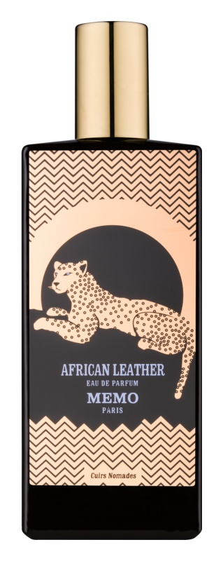Memo African Leather woda perfumowana unisex 75 ml
