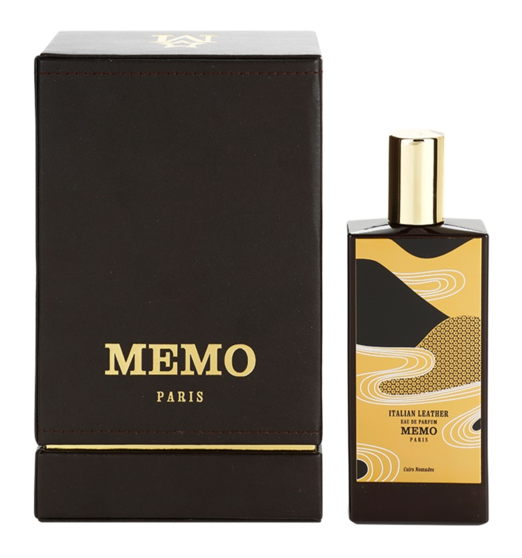 Memo Italian Leather eau de parfum unisex 75 ml