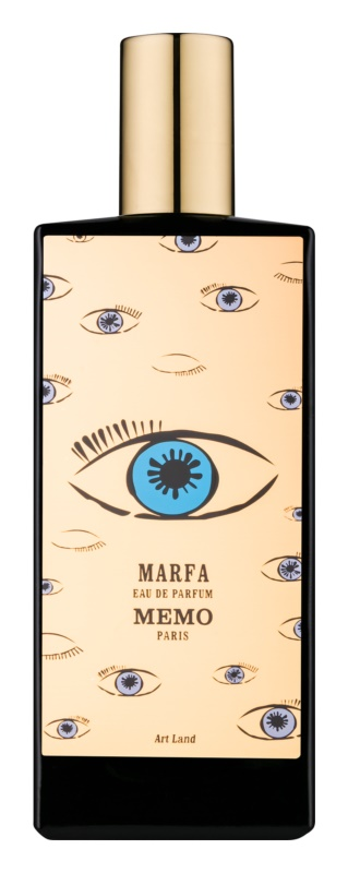 Memo Marfa Eau de Parfum unisex 75 ml