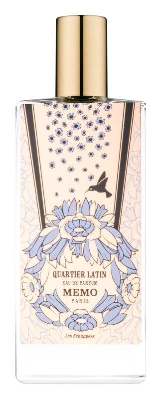 Memo Quartier Latin parfumska voda uniseks 75 ml