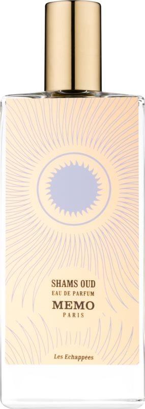 Memo Shams Oud Eau de Parfum unisex
