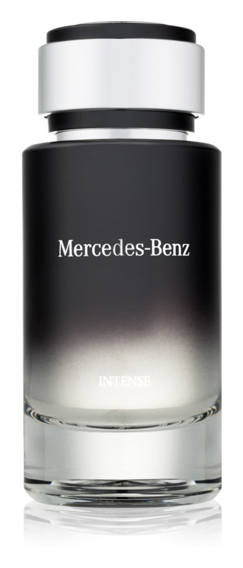 Mercedes-Benz For Men Intense Eau de Toilette for Men 120 ml
