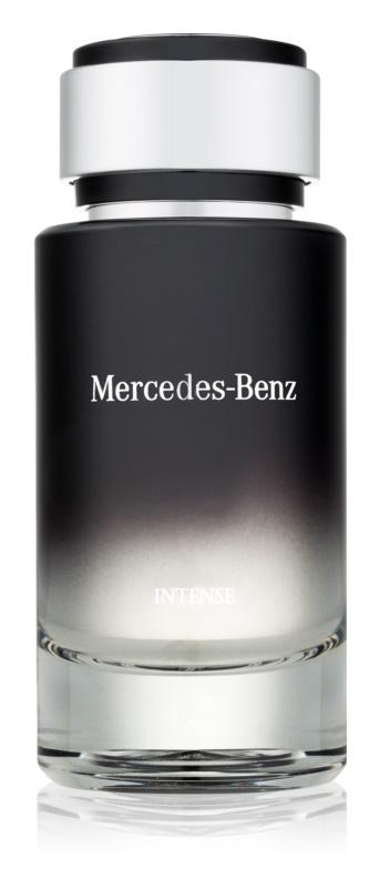 Mercedes-Benz For Men Intense Eau de Toilette für Herren 120 ml
