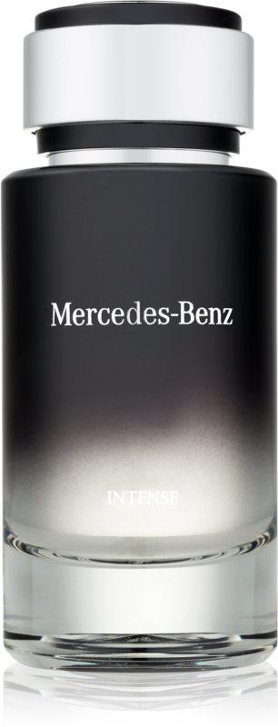 Mercedes-Benz For Men Intense eau de toilette para hombre 120 ml