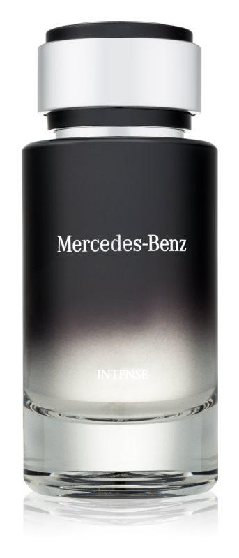 Mercedes-Benz For Men Intense toaletní voda pro muže 120 ml