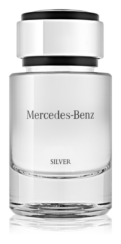 Mercedes-Benz For Men Silver eau de toilette pour homme 75 ml