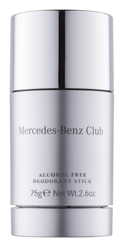 Mercedes-Benz Club Deodorant Stick for Men 75 g (Alcohol Free)