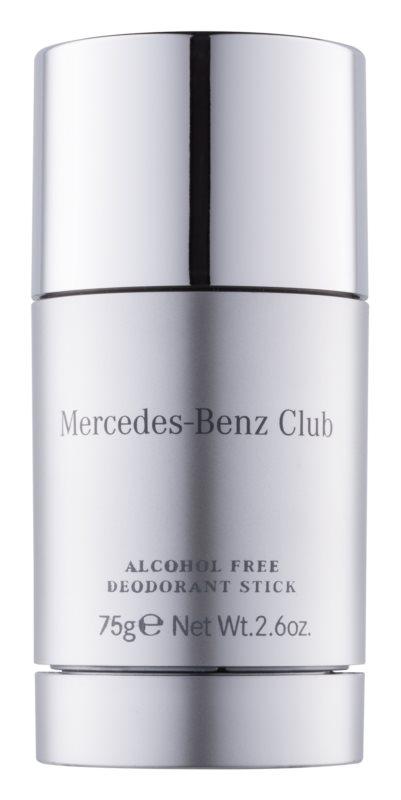 Mercedes-Benz Club stift dezodor férfiaknak 75 g alkoholmentes