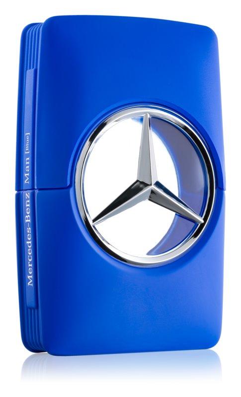 Mercedes-Benz Man Blue Eau de Toilette Herren 100 ml