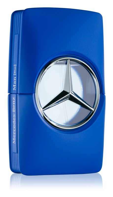 Mercedes-Benz Man Blue Eau de Toilette Herren 50 ml