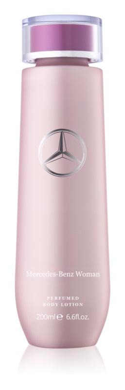 Mercedes-Benz Woman telové mlieko pre ženy 200 ml