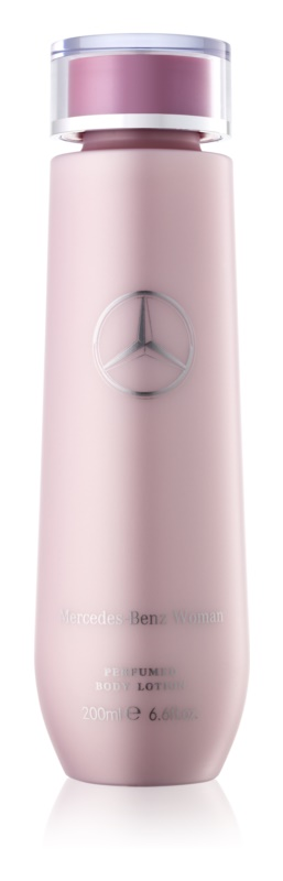 Mercedes-Benz Woman Eau de Toilette Body Lotion for Women 200 ml