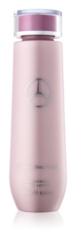 Mercedes-Benz Woman Eau de Toilette lotion corps pour femme 200 ml