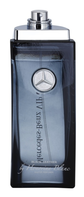 Mercedes-Benz VIP Club Black Leather eau de toilette teszter férfiaknak 100 ml