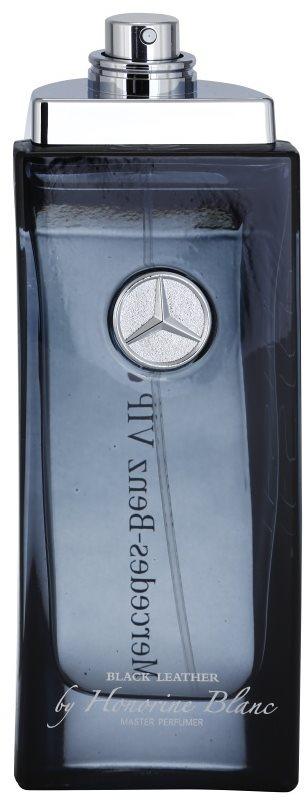 Mercedes-Benz VIP Club Black Leather toaletná voda tester pre mužov 100 ml