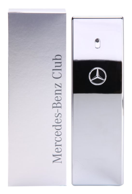Mercedes-Benz Club Eau de Toilette for Men 100 ml