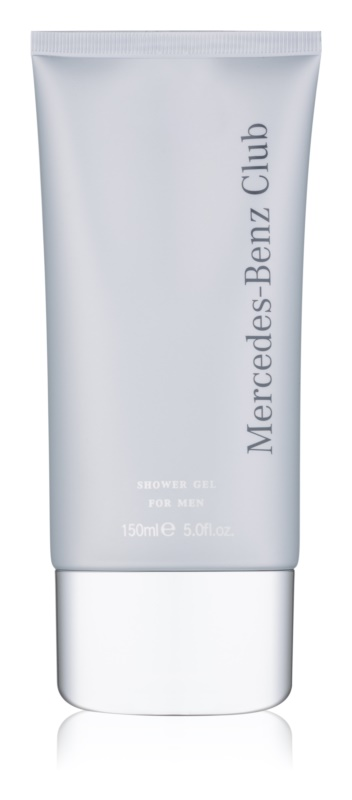 Mercedes-Benz Club Douchegel voor Mannen 150 ml