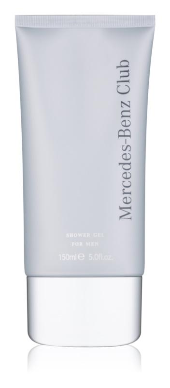 Mercedes-Benz Club sprchový gel pro muže 150 ml