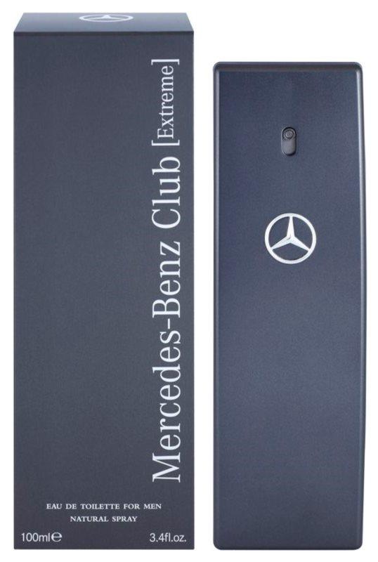 Mercedes-Benz Club Extreme eau de toilette pentru barbati 100 ml