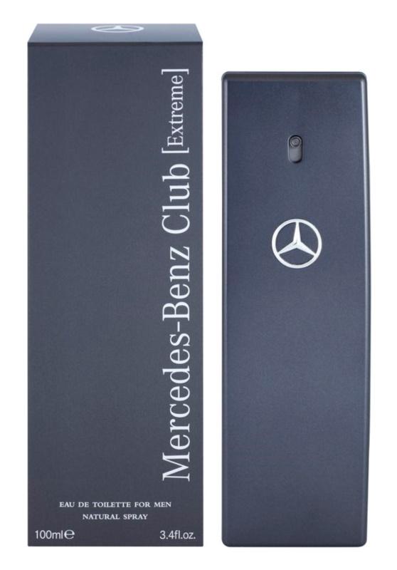 Mercedes-Benz Mercedes Benz Club Extreme Eau de Toilette für Herren 100 ml